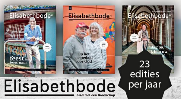 Redacteur Elisabethbode